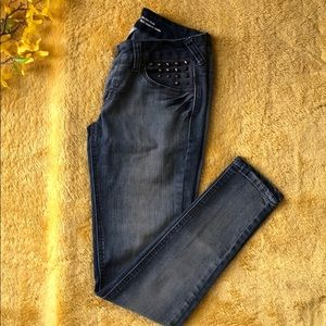 Mossimo Faded Jeans